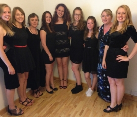 Black Dress Day