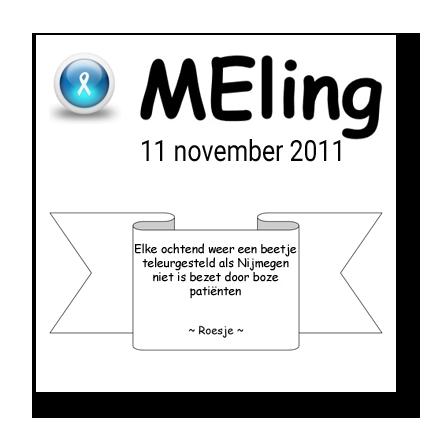 meling 11 november 2011