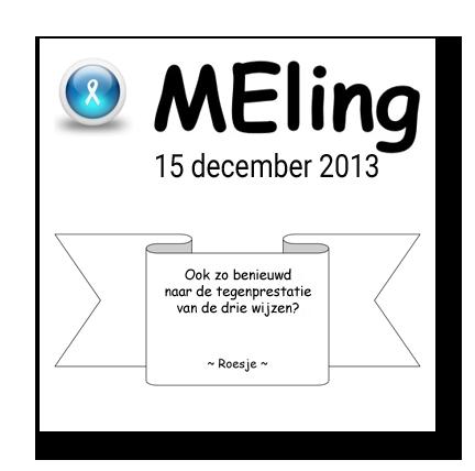 meling 15 december 2013