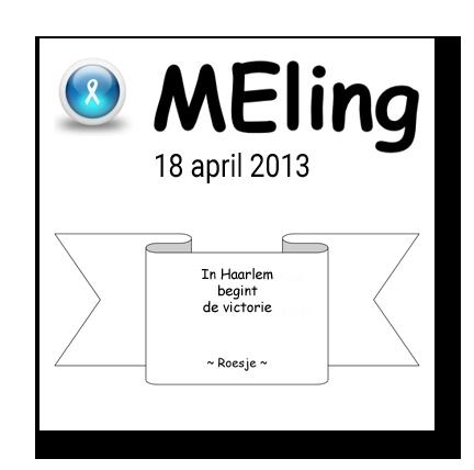 meling 18 april 2013