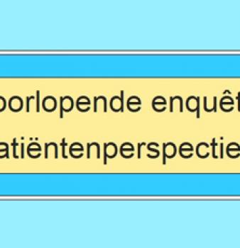 Evaluatie Doorlopende Enquête Patiëntenperspectief