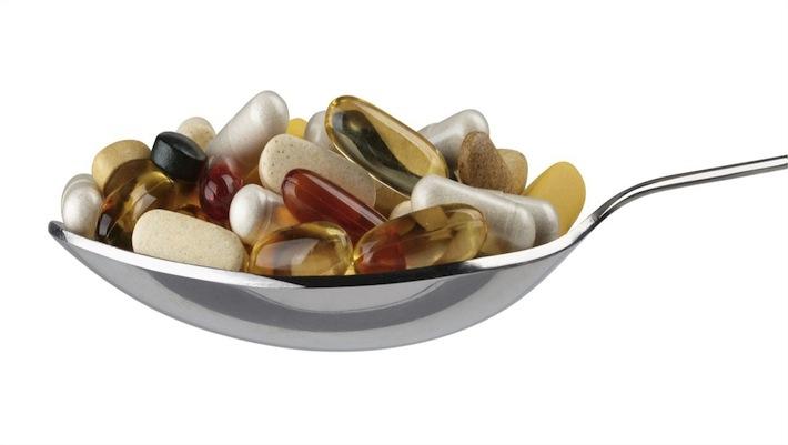 Magnesium, calcium en vitaminen