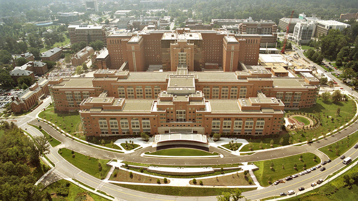 NIH-concept 'Advancing the Research'